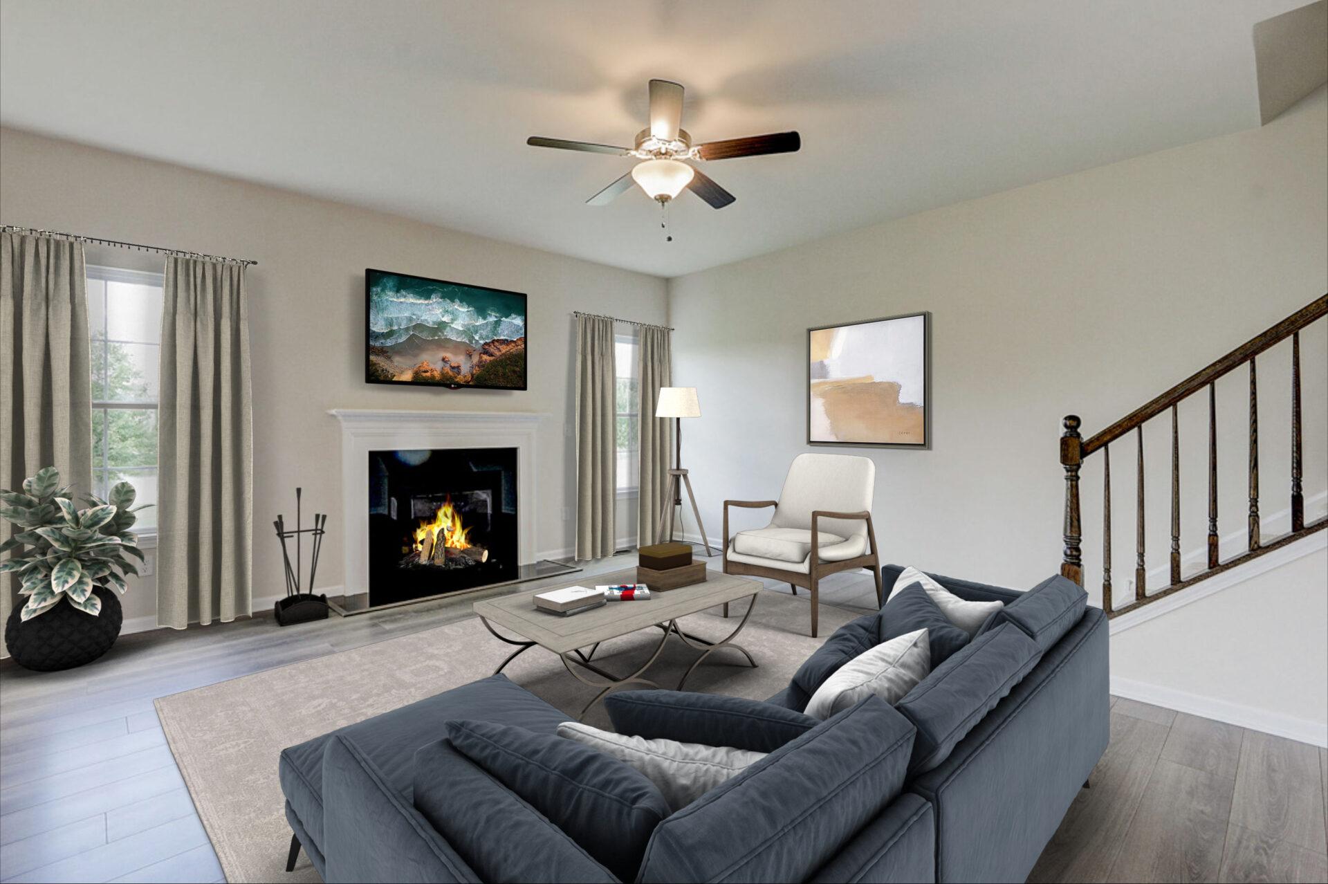 Augusta Family Room