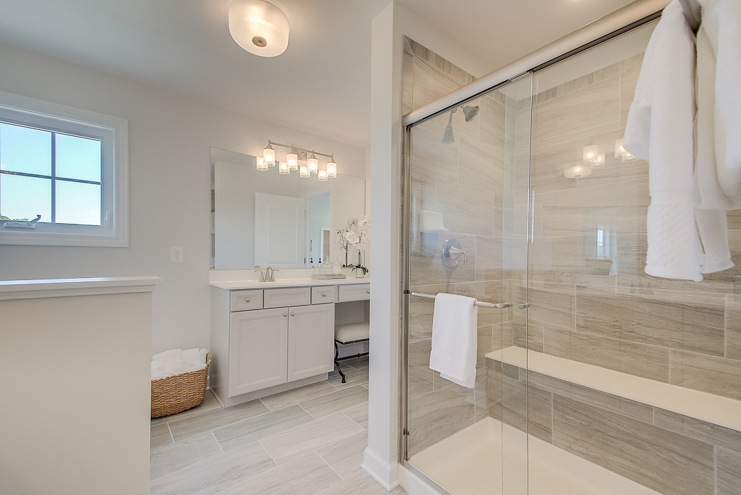 Norton Lake Bluestem Master Bathroom