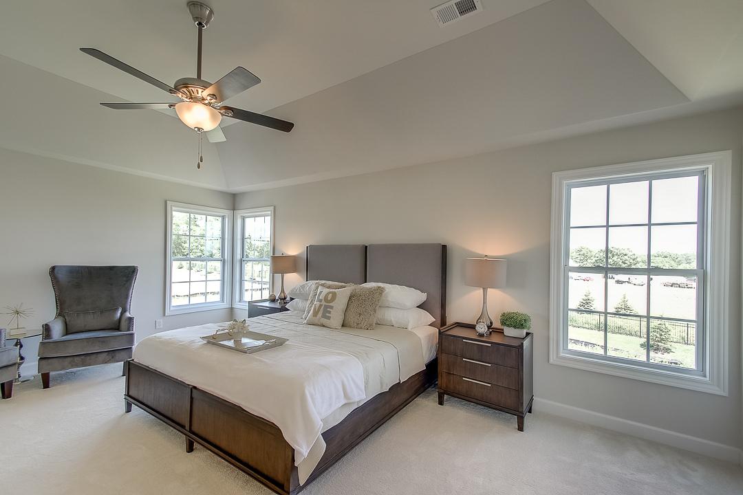 Norton Lake Bluestem Master Bedroom