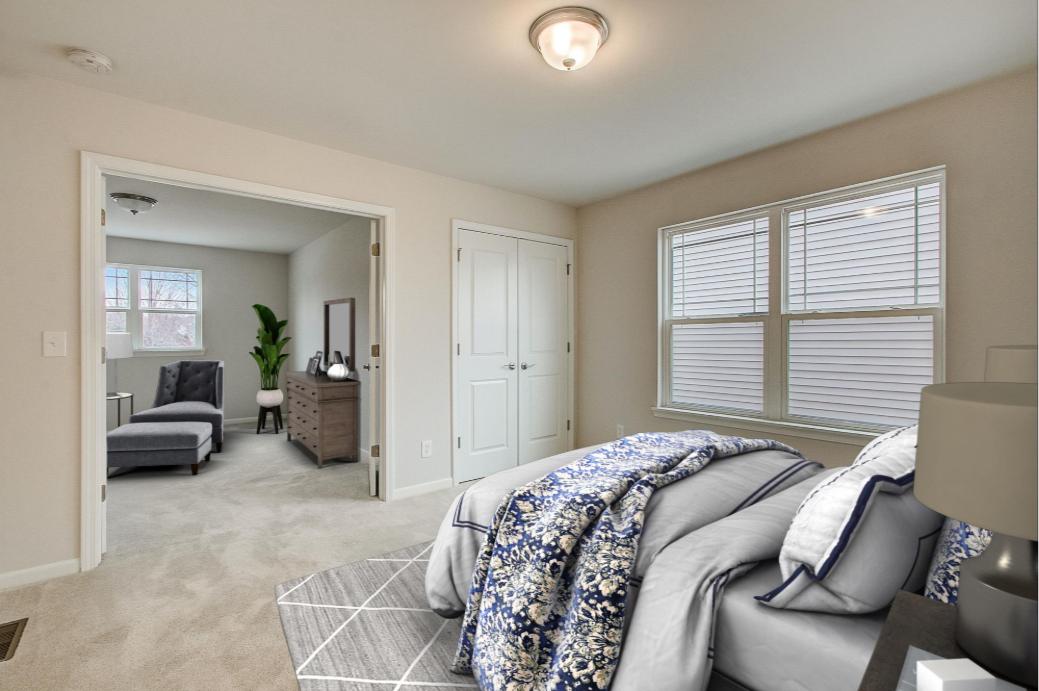 Ponderosa Master Bedroom