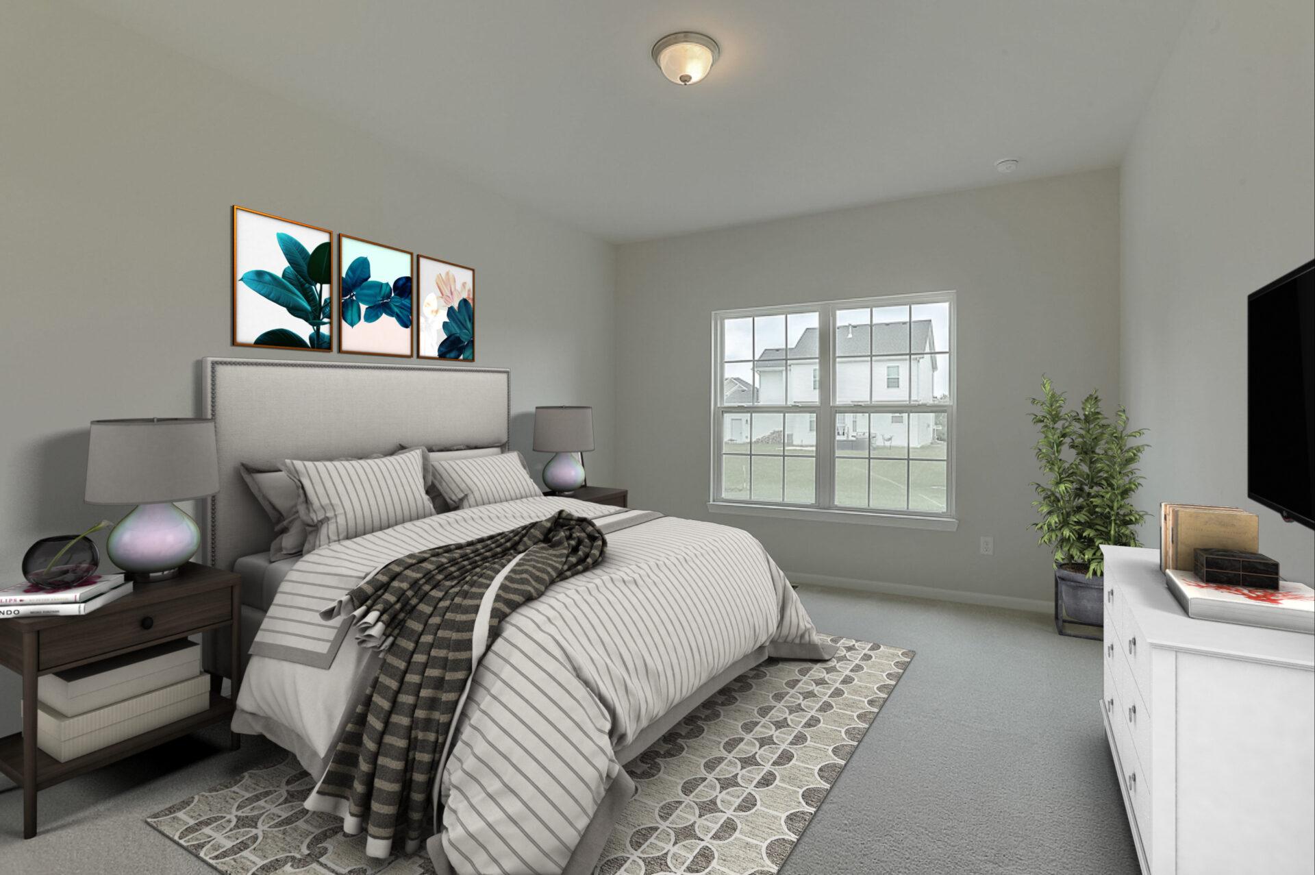 Castleton Ranch Bedroom