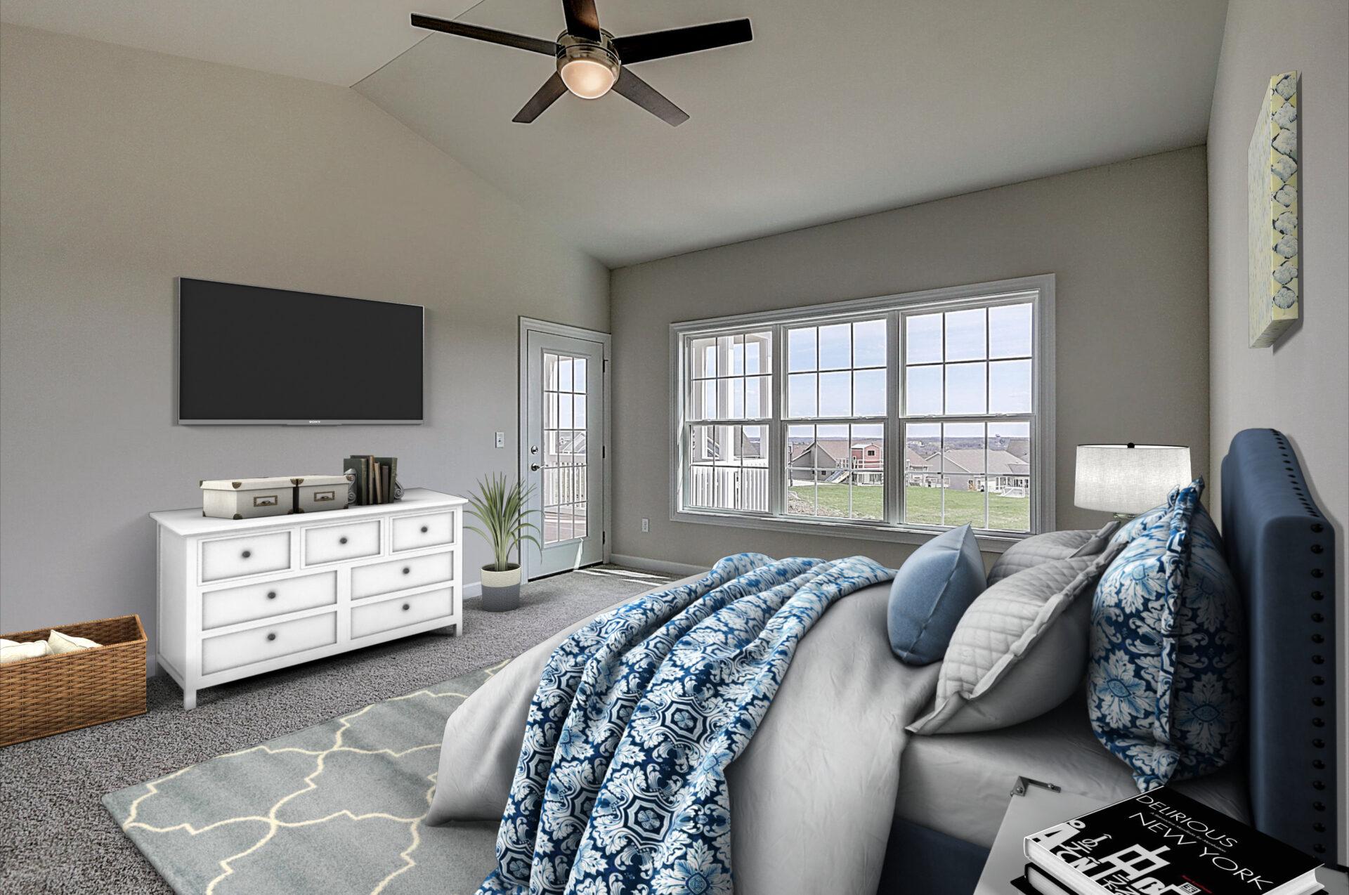 Newberry Master Bedroom