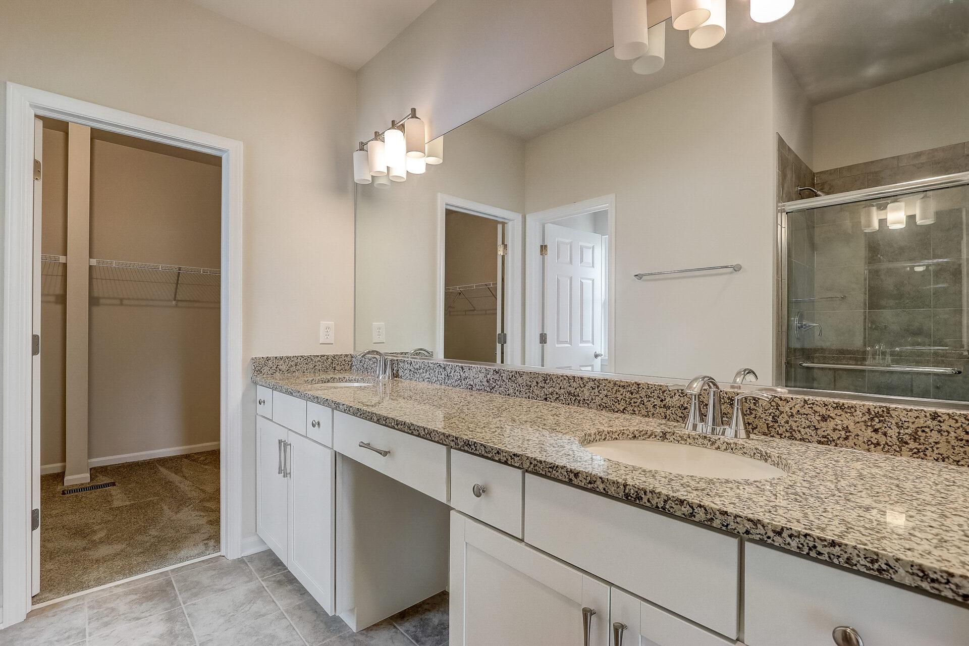 Newberry Master Bathroom