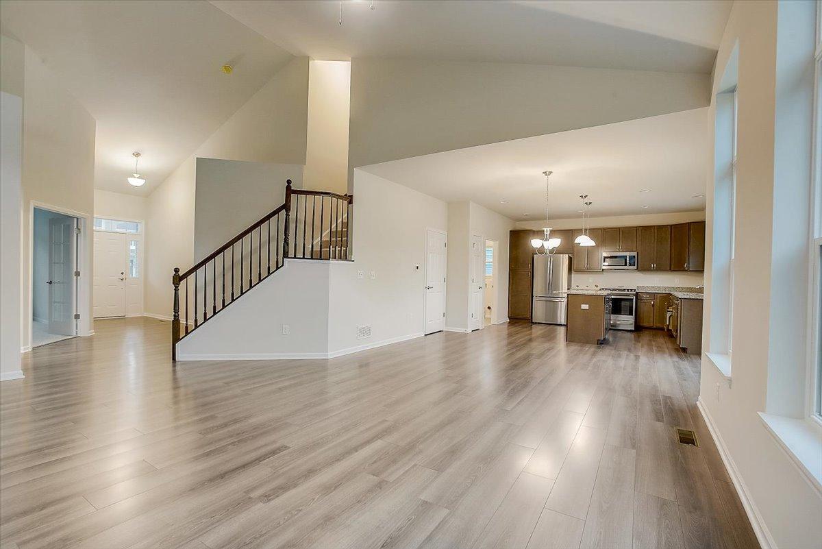 Berquist Open Floorplan