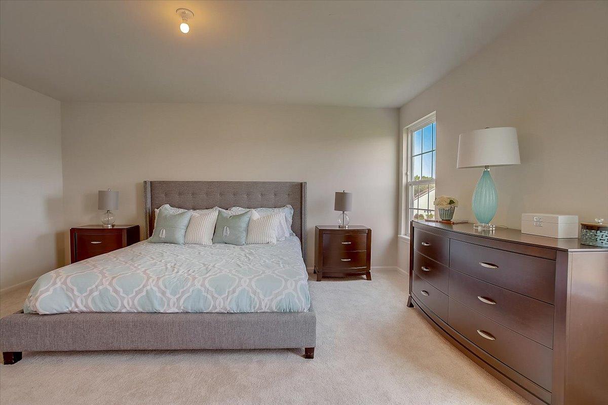 Squires Crossing Augusta Master Bedroom