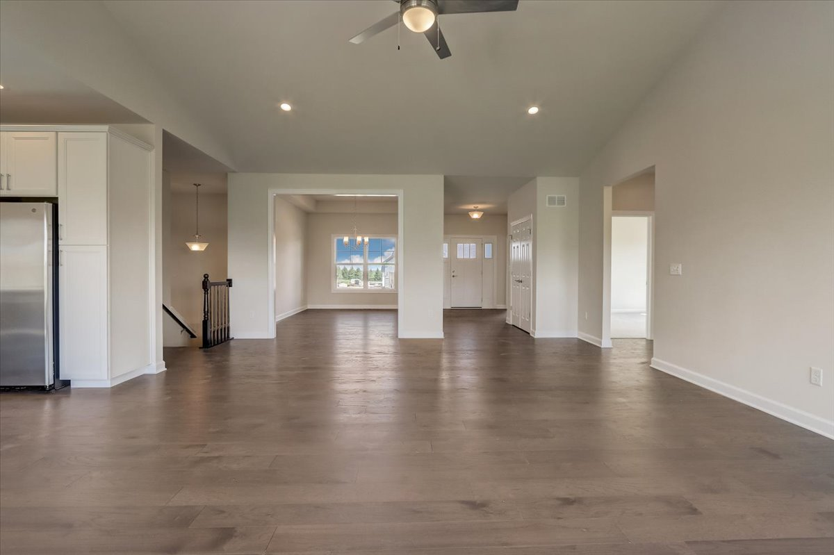 Stone Ridge Southfork Ranch Open Floorplan