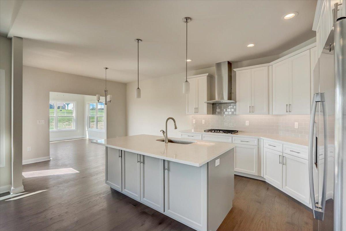 Stone Ridge Southfork Kitchen & Four Seasons Room