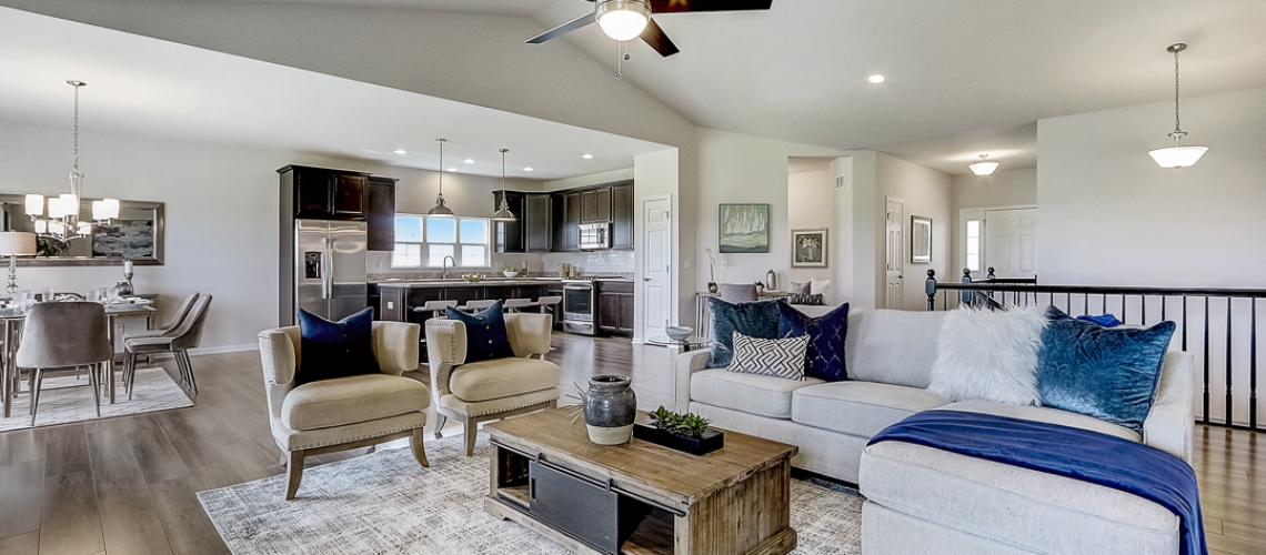 Newberry Ranch Open Floorplan